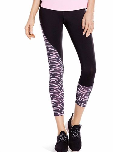 Yvette Tiles treenileggings, musta