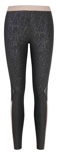 Yvette Web treenileggings, rosa